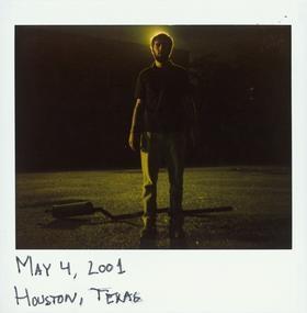 Marcel Molina Polaroid